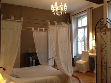chambre romantique vue 2