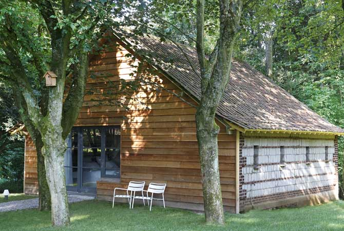 Chambres d 39 h tes - Un matin dans les bois ...